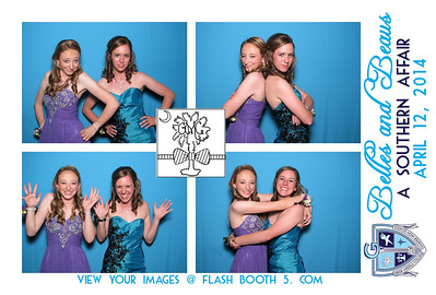 Greer Middle College Photo Booth