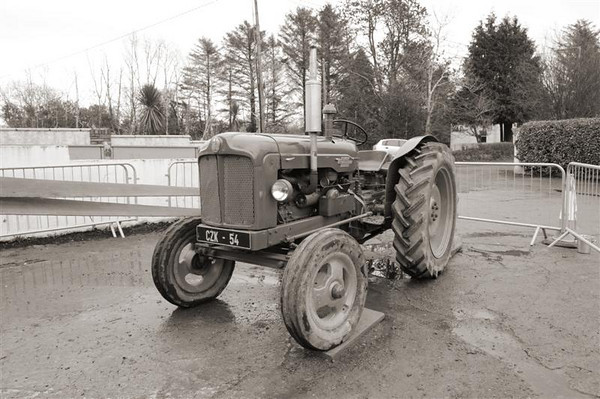 2008 Threshing Pearsons Bridge Bantry