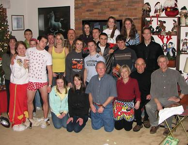 Xmas Party TNOR'08