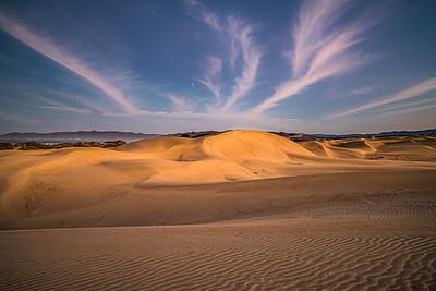 Oceano Dunes and Avila Beach