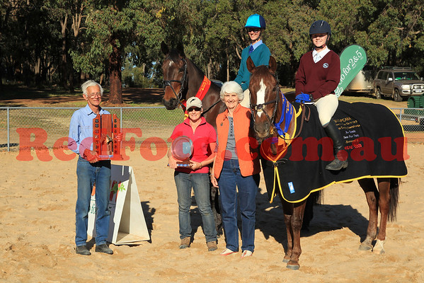 PCAWA State Eventing Championships