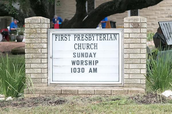 First Presbyterian Classic Car Show
