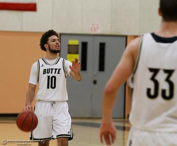 Butte College men's basketball defeats Siskiyous 78-66