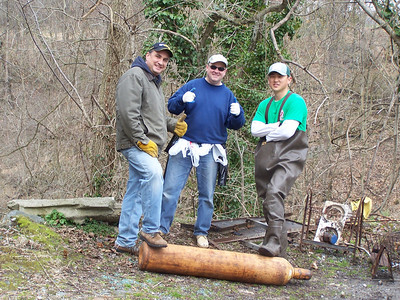 4.2.11 Newcut Stream Cleanup in Ellicott City