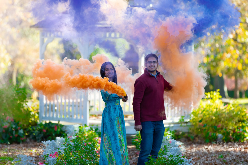 Ajin and Sadaf PreWedding Shoot