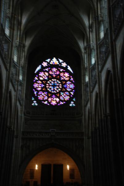 Inside Prague Castle Cathedral 6.JPG