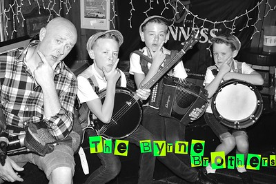 The Byrne Brothers-Hogan's