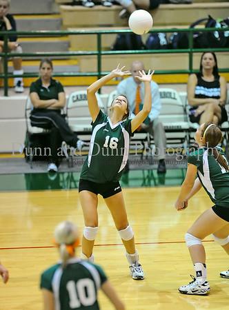 2008-09-09 SL Carroll v Allen - Junior Varsity Volleyball