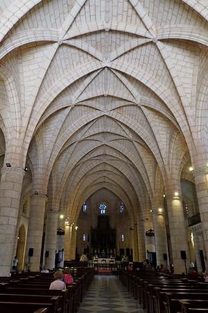 Santo Domingo - Basilica Cathedral of Santa María la Menor