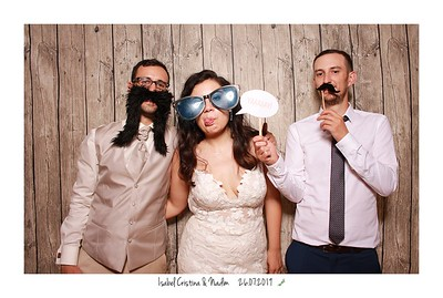 Isabel Cristina & Nadim Hochzeit