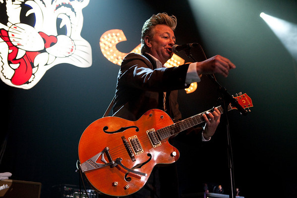 The Stray Cats - Adelaide Feb 2009