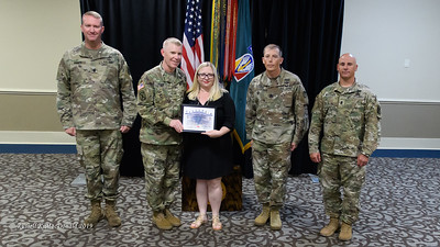 2019-07-31 Carla's Recognition Award for Volunteer Service