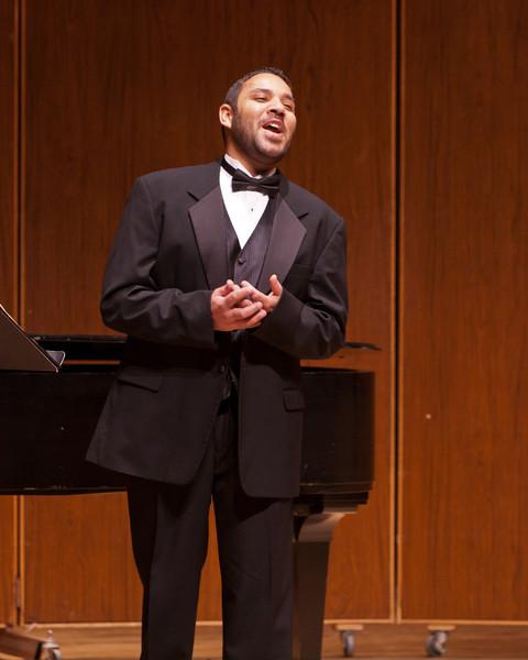 Mark A. Kano,tenor - DMA Recital - November 5th, 2011