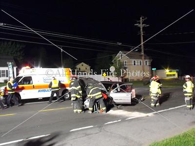 20090510 - New Hampton - Motor Vehicle Accident