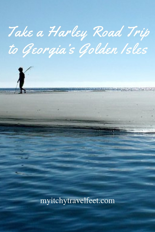 Travel tips for a Harley road trip to Georgia's Golden Isles.