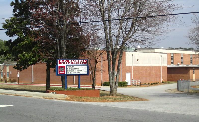 J.J. Daniell Middle School Marietta GA.JPG