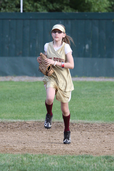 Taylor Softball Championship Game (July15, 2011)