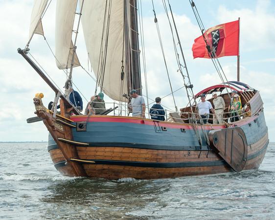Onrust on Sandy Hook Bay - Stills