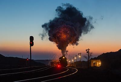 Sandaoling China Steam Railway