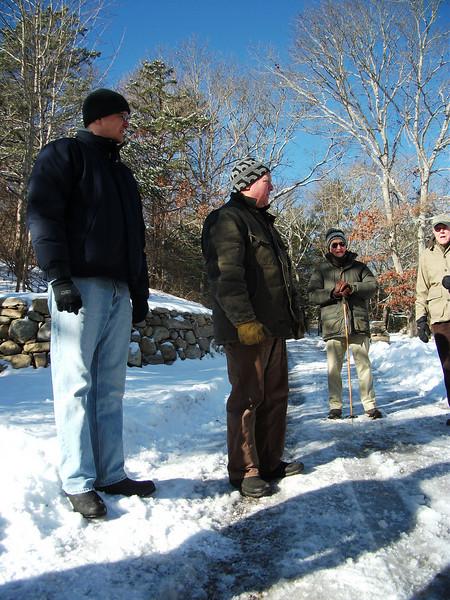 Allen's Mill Tour - Jan. 2011