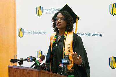 JCSU Commencement Exercises With Oprah Winfrey 5-15-16 by Jon Strayhorn