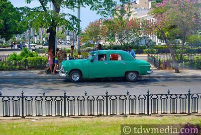 Revolucion in Cuba
