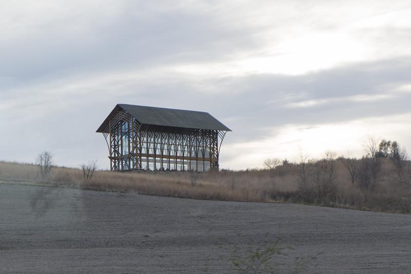 Nebraska Glass Barn