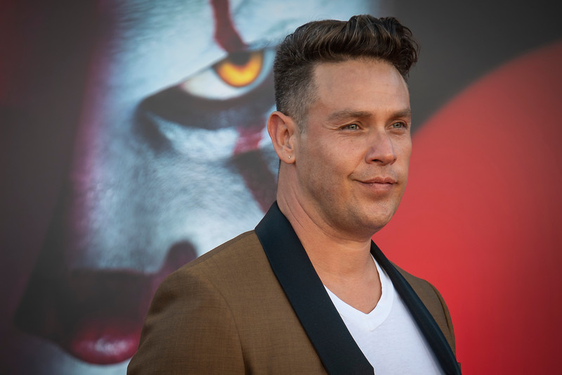 """WESTWOOD, CA - AUGUST 26: Kevin Alejandro attends the Premiere Of Warner Bros. Pictures' """"It Chapter Two"""" at Regency Village Theatre on Monday, August 26, 2019 in Westwood, California. (Photo by Tom Sorensen/Moovieboy Pictures)"""