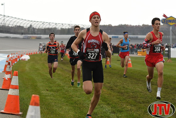 MHSAA Division 2 State Cross Country Finals 11-2-19