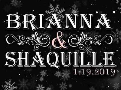 Brianna & Shaquille