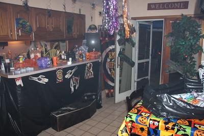 Haunted House, 508-510 Arlington Street, Tamaqua (10-31-2014)