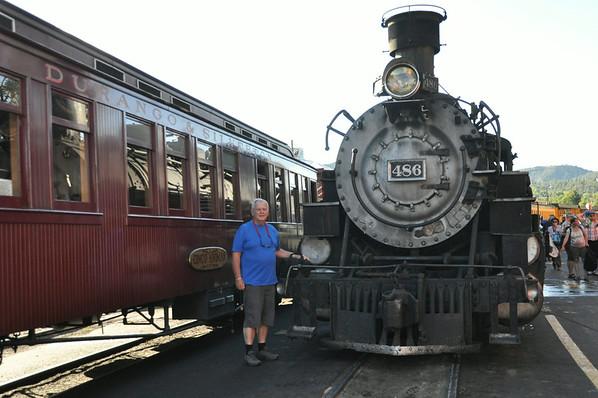 Durango, Railroad