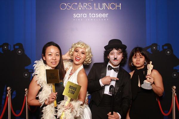 Sara Taseer's Oscar Event