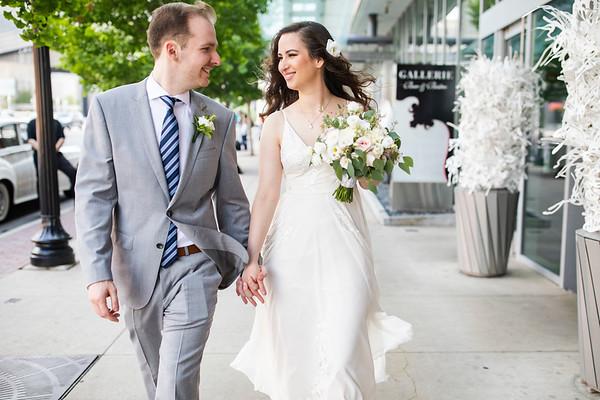 Hagar + Anatoliy: Wedding