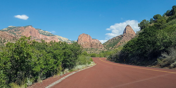 Zion National Park Sept1-2/2017