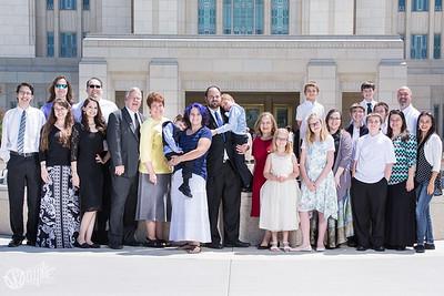 Miller Family Sealing