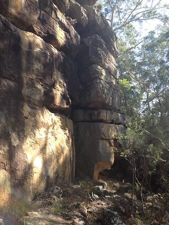 secret crag