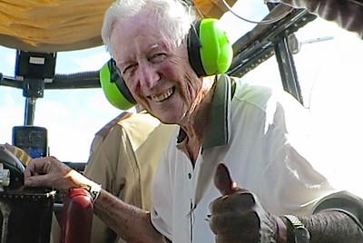 Al Wallace & the Lancaster Flight  --[stills]--