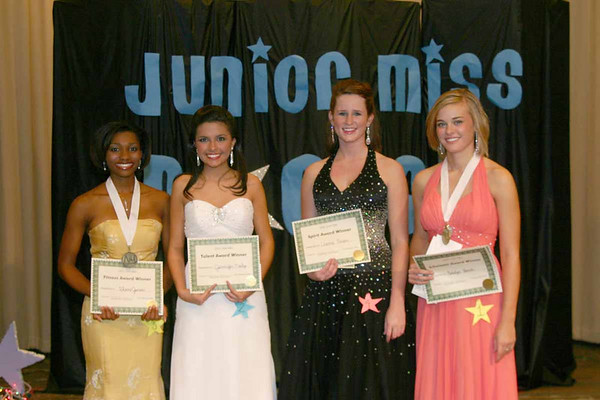 2007 Junior Miss Pageant