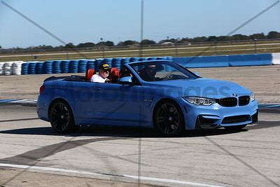 CHIN TRACK DAYS AT SEBRING, JANUARY 5-6