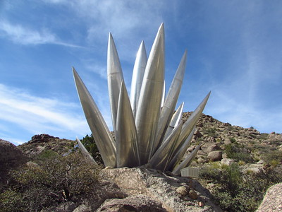 Sandia Mtns. - ABQ South Foothills-Supper Rock-Aluminum Yucca Hike  4-6-20