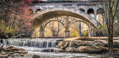 Berea Bridge = Photography by Wayne Heim