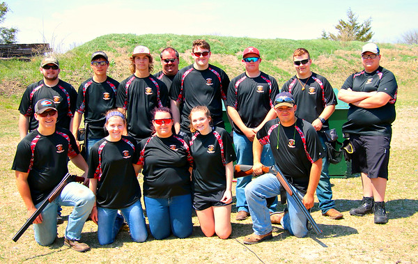 WHS SPRING 2018 CLAY TARGET TEAM  042918