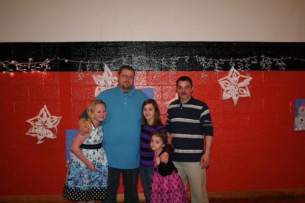 Franklin Elementary Father Daughter Dance 2013