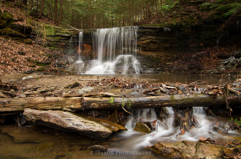 Grindstone Falls at McConnells Mill