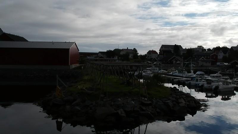 9-1-17241693lofoten Nusfjord Fishing Village.MP4