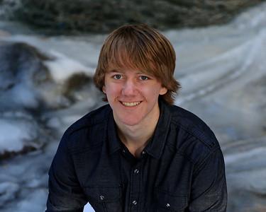 Luke Hull Senior Pictures 1-02-15