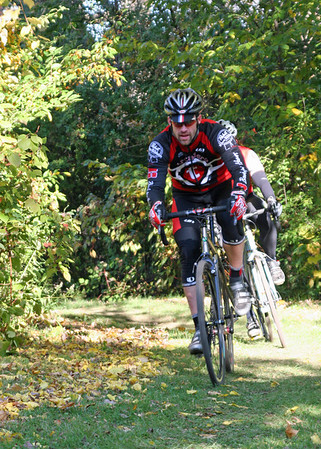 2007 Washington Park CX - Cat 4 40+, Jrs 15-18
