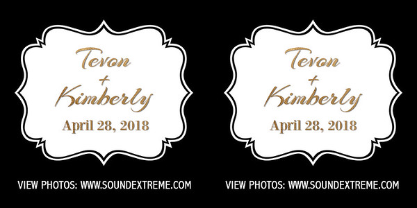 Tevon & Kimberly Prevostini 4-28-18