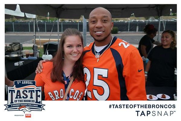 5th Annual Taste of the Broncos 2019